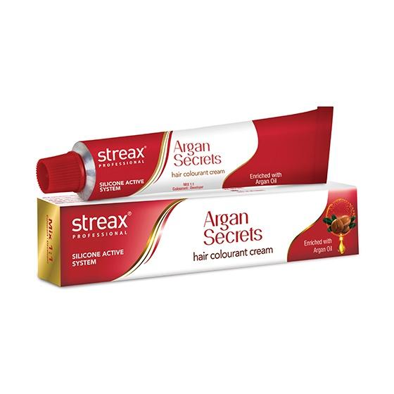 Argan Secrets Hair Colourant Cream