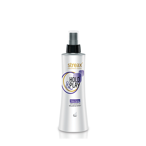 Hold & Play Shine Spray