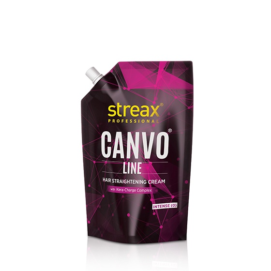 Canvoline Hair  Straightening Cream-Intense