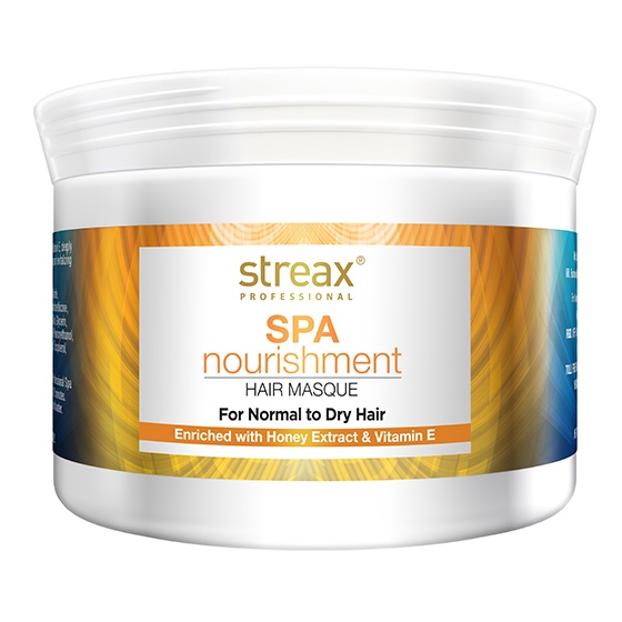 Spa Nourishment Honey & Vitamin E